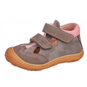 Dětská obuv Ricosta EBI  /graphit/rose  *BF WMS M -  Celoroční