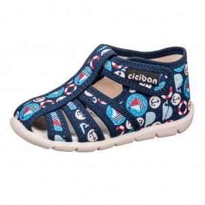 Dětská obuv Domácí obuv Ciciban Boat - Boty a dětská obuv