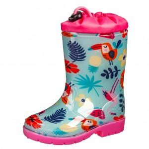 Dětská obuv Gumovky Ptáčci - Gumovky