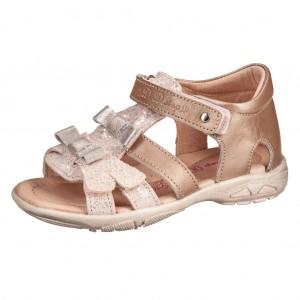 Dětská obuv D.D.Step  AC290-7030M Cream -  Sandály