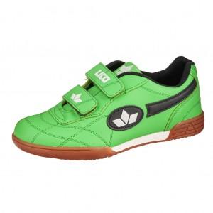 Dětská obuv LICO Bernie V   /grün/merine/weiss -  Sportovní