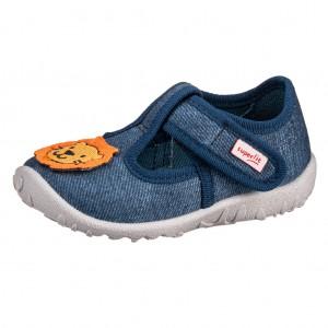 Dětská obuv Domácí obuv Superfit 5-09256-80   MIII - Boty a dětská obuv