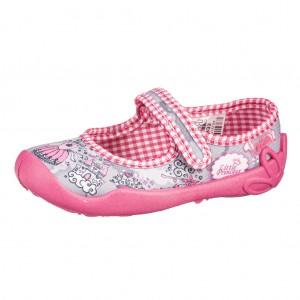 Dětská obuv Domácí obuv Befado šedé - Boty a dětská obuv