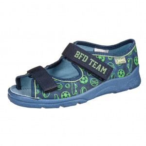 Dětská obuv Domácí sandálky Befado - Boty a dětská obuv