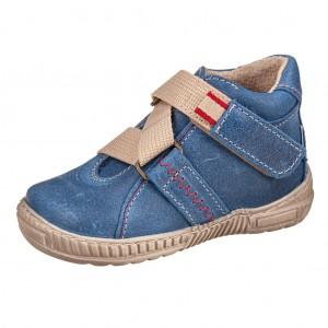 Dětská obuv Pegres 1402 (SZ)    /modrá - Boty a dětská obuv