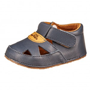 Dětská obuv Pegres B 1096   /modré *BF -