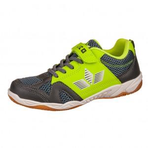 Dětská obuv LICO Sport VS   anthrazit/lemon - Boty a dětská obuv