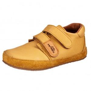Dětská obuv Pegres B1407  /žlutá *BF -
