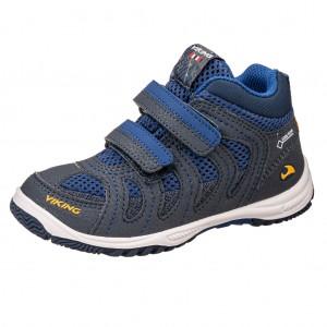 Dětská obuv VIKING Cascade II MID GTX   /navy/dark blue -  Sportovní