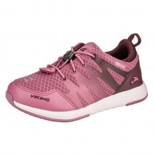 Dětská obuv VIKING Bislett II GTX   /dark pink/violet -  Sportovní