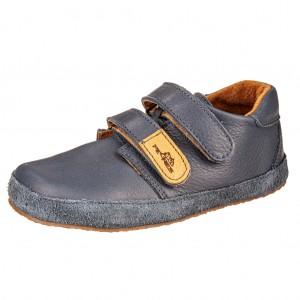 Dětská obuv Pegres B1407  /modrá *BF -