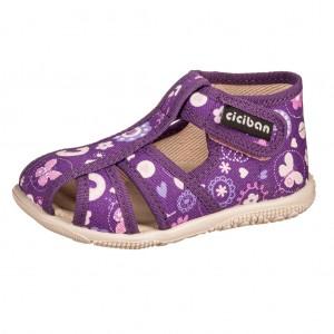 Dětská obuv Domácí obuv Ciciban ALEXA - Boty a dětská obuv