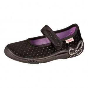 Dětská obuv Domácí obuv Superfit 8-00287-00 -  Na doma a do škol(k)y
