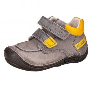 Dětská obuv D.D.Step  018-40A Dark Grey *BF -  První krůčky
