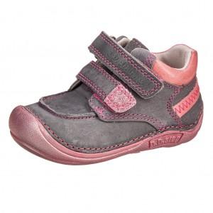 Dětská obuv D.D.Step  018-40B  Grey *BF -  První krůčky