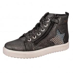 Dětská obuv Lurchi Ila-Sympatex  /black -  Celoroční