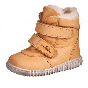 Dětská obuv Pegres B1706 zimní béžové s.z. *BF -