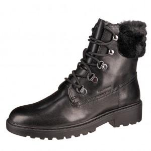 Dětská obuv GEOX J Casey G  /black -  Zimní