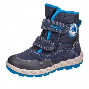 Dětská obuv Superfit 5-09013-81  GTX  WMS W V - Boty a dětská obuv
