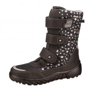 Dětská obuv Richter 5150     /black/rock - Boty a dětská obuv