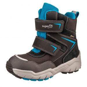 Dětská obuv Superfit 5-09170-01 GTX  WMS W VI - Boty a dětská obuv