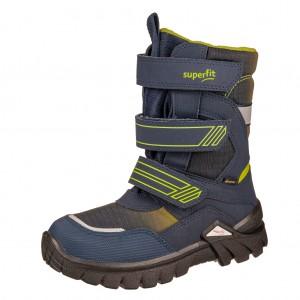 Dětská obuv Superfit 5-09406-80 GTX  WMS M IV - Boty a dětská obuv