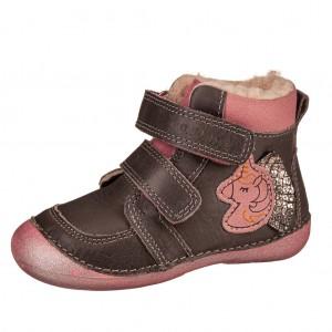 Dětská obuv D.D.Step 015-189D  Grey - Boty a dětská obuv