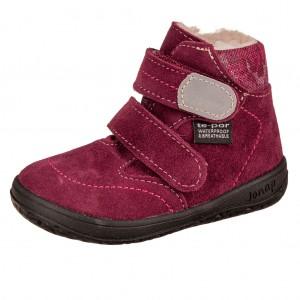 Dětská obuv Jonap B5SV vínové  *BF - Boty a dětská obuv