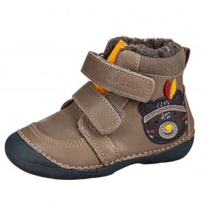 Dětská obuv D.D.Step 015-189  Grey - Boty a dětská obuv