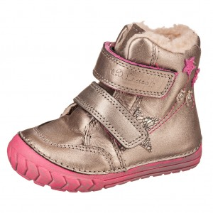 Dětská obuv D.D.Step  029-310A  Champagne - Boty a dětská obuv
