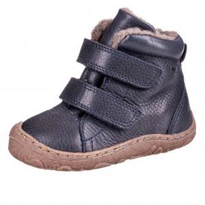 Dětská obuv Froddo Dark Blue  *BF -