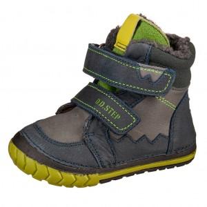 Dětská obuv D.D.Step  029-307  Royal Blue - Boty a dětská obuv