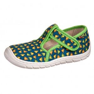Dětská obuv FARE BARE 5102432 *BF -  Na doma a do škol(k)y