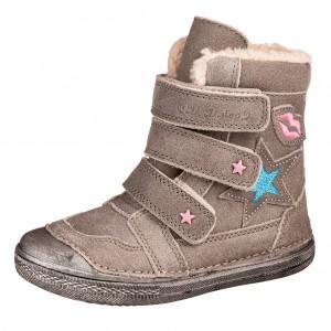 Dětská obuv D.D.Step  049-913M  Dark Grey -  Zimní