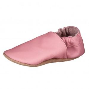 Dětská obuv Capáčky - BaBice Růžové *BF -  Na doma a do škol(k)y