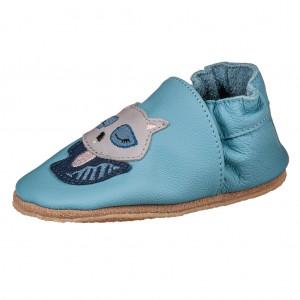 Dětská obuv Capáčky - BaBice Safestep Fox *BF -  Na doma a do škol(k)y