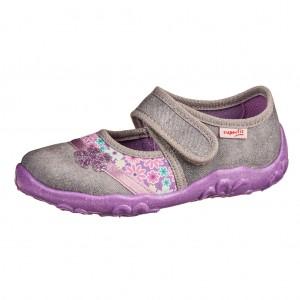 Dětská obuv Domácí obuv Superfit 6-00284-25 WMS M IV -  Na doma a do škol(k)y