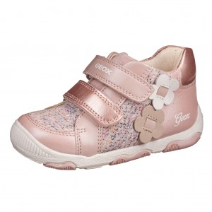 Dětská obuv GEOX Balu G  /lt.rose -  První krůčky