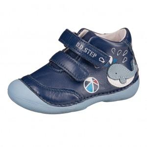 Dětská obuv D.D.Step  015-198  Royal Blue *BF - barefoot...