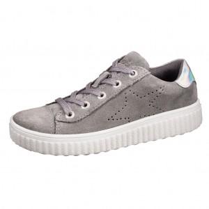 Dětská obuv Lurchi Nelia  /grey - Boty a dětská obuv