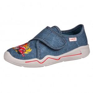 Dětská obuv Domácí obuv Superfit 6-00298-81   WMS M III -  Na doma a do škol(k)y