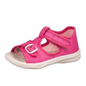 Dětská obuv Domácí sandálky Superfit 0-600292-5500 -  Na doma a do škol(k)y