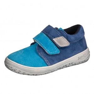 Dětská obuv Jonap B1SV modré tyrkys  *BF - Boty a dětská obuv