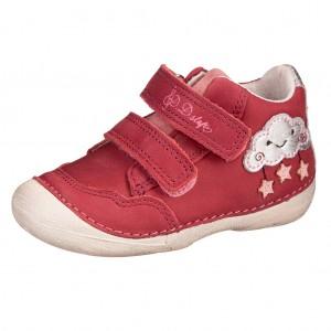 Dětská obuv D.D.Step  015-193B Dark Pink *BF -  První krůčky