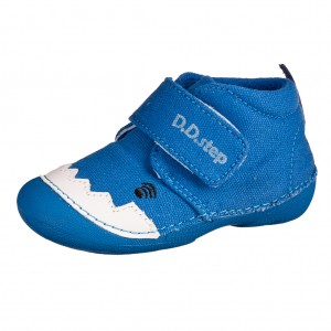 Dětská obuv D.D.Step  C015-630 Bermuda Blue  *BF -  První krůčky