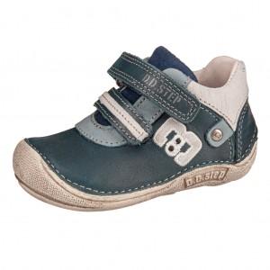 Dětská obuv D.D.Step  018-43C  Royal Blue  *BF -  První krůčky