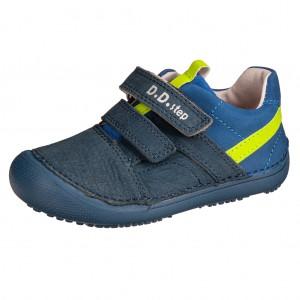 Dětská obuv D.D.Step  063-293AM  Royal Blue  *BF - Boty a dětská obuv
