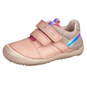 Dětská obuv D.D.Step  063-293CM  Baby pink  *BF - Boty a dětská obuv