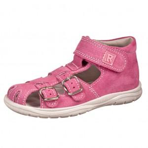 Dětská obuv Sandálky Richter 2608  /rosette -