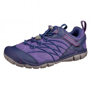 Dětská obuv KEEN Chandler   royal purple/blue depths - barefoot...